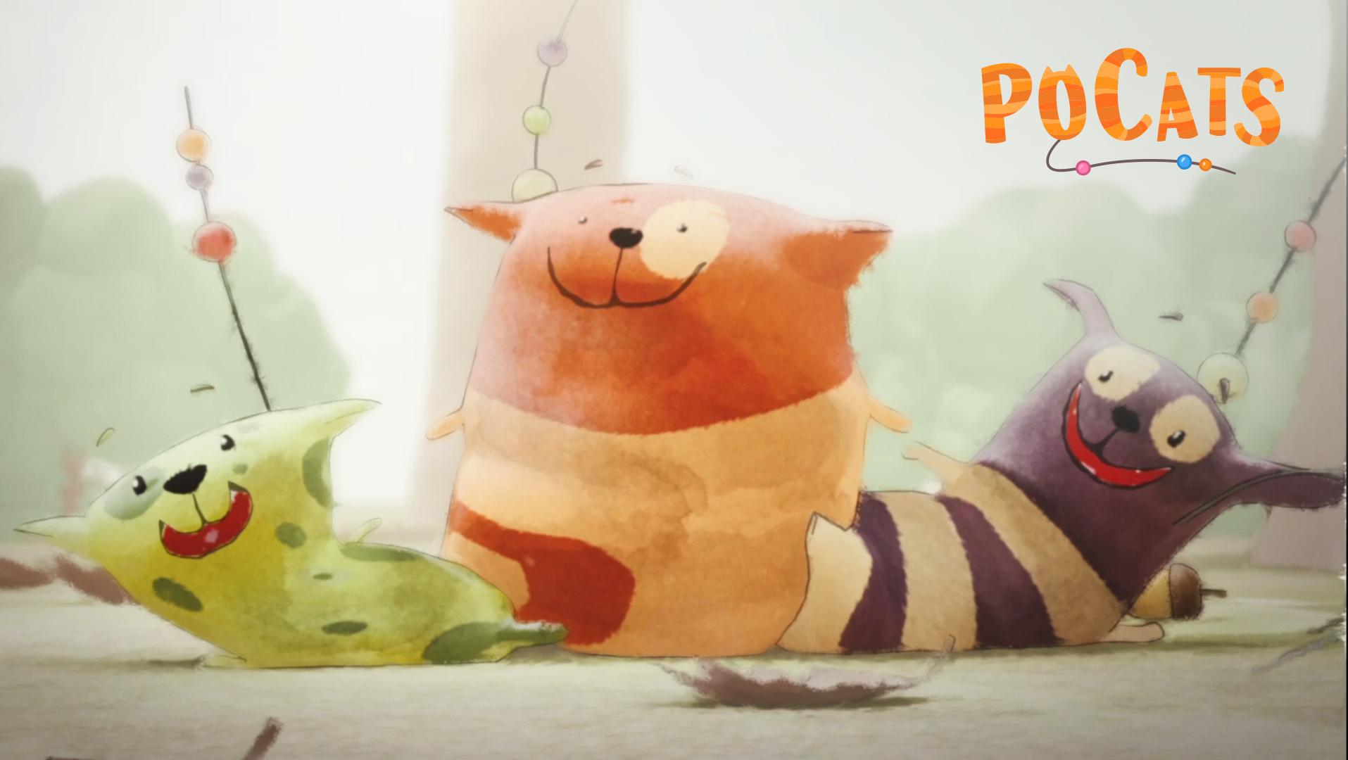 Pocats – Animation Series