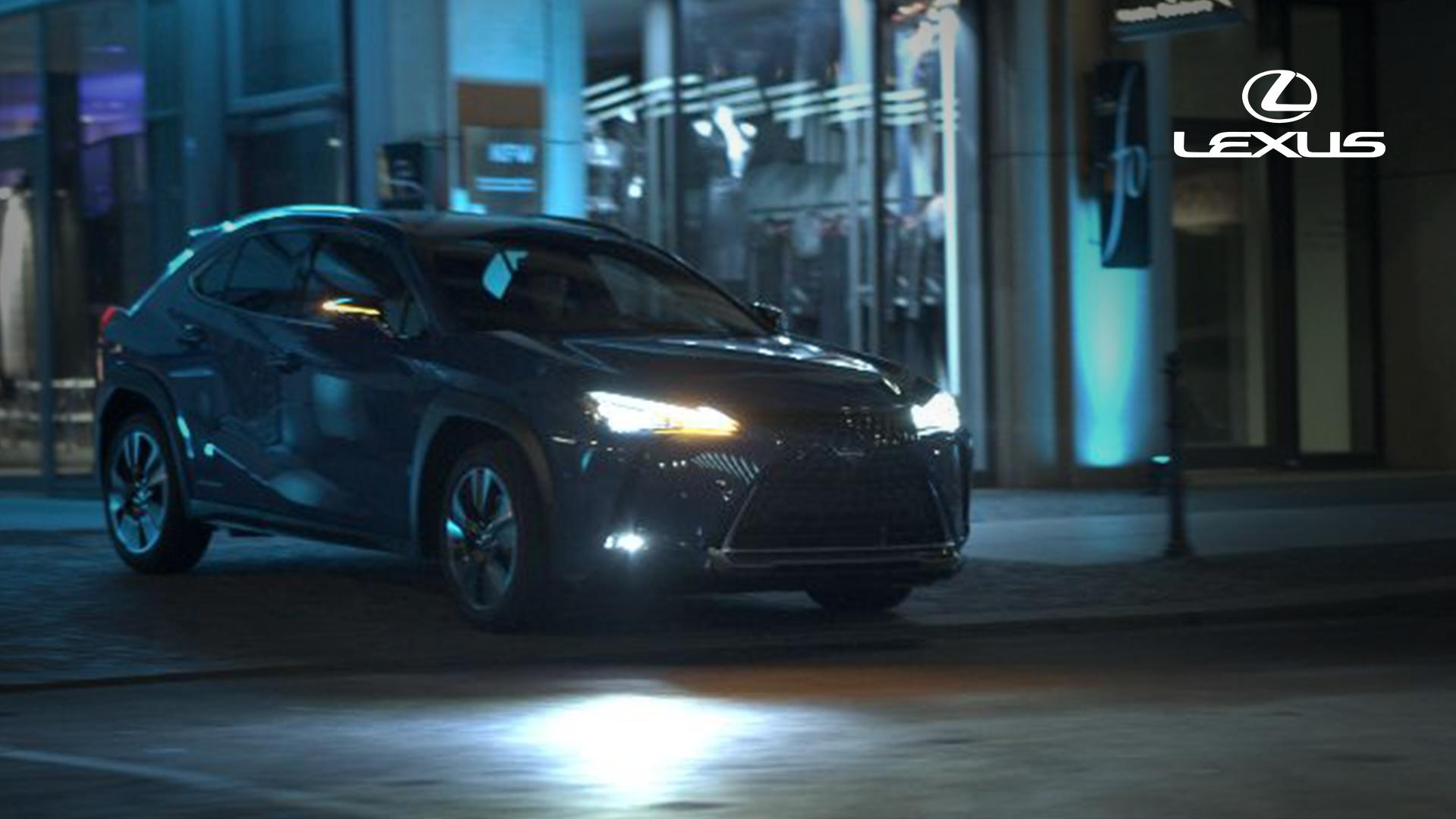 Lexus UX – TVC