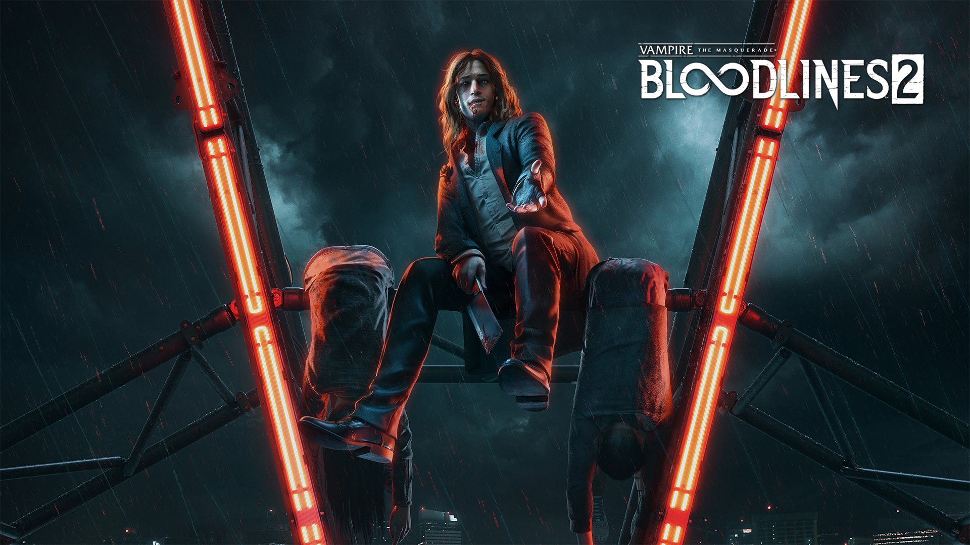 BloodLines 2 – Stage Animation